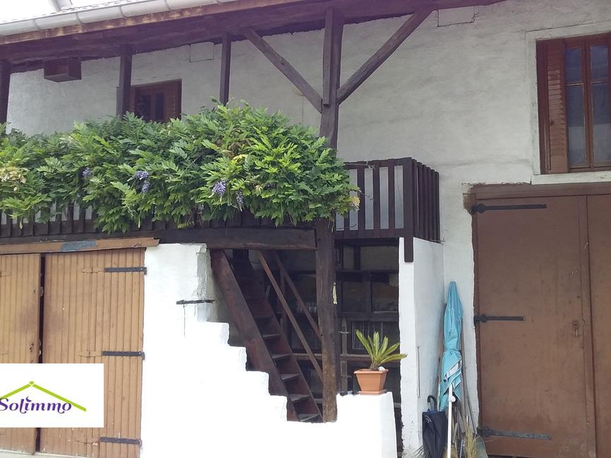 Vente Maison 4 pièces 80m² Saint-Genix-sur-Guiers (73240) - photo