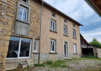 Vente Maison 7 pièces 127m² Meurcourt (70300) - Photo 1