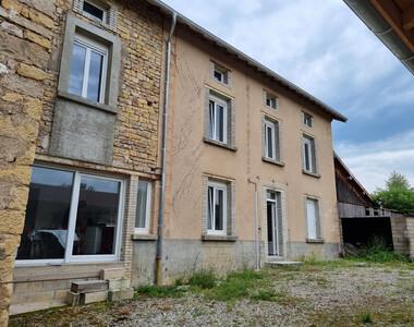 Vente Maison 7 pièces 127m² Meurcourt (70300) - photo