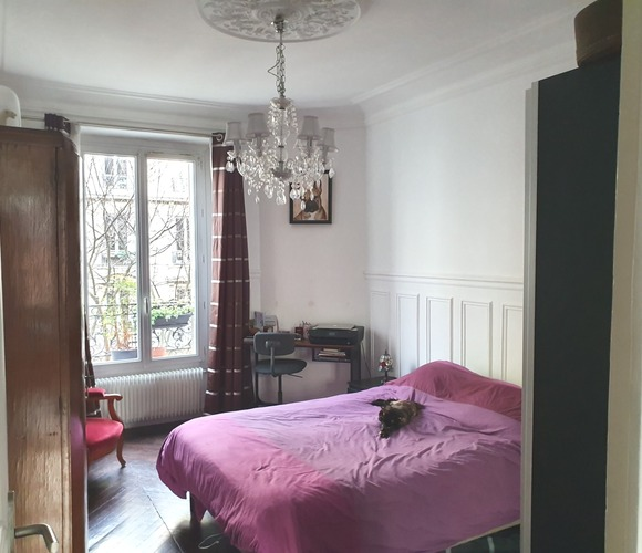 Sale Apartment 3 rooms 51m² Paris 19 (75019) - photo