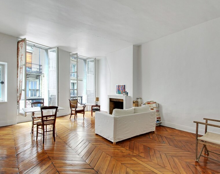 Vente Appartement 2 pièces 59m² Paris 06 (75006) - photo