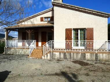 Sale House 7 rooms 160m² Saint-Remèze (07700) - photo