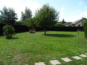 Vente Terrain 602m² Vétraz-Monthoux (74100) - photo