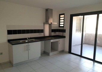 Location Appartement 3 pièces 65m² L'Etang-Sale (97427) - photo