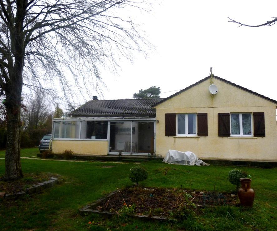 Vente Maison 5 pièces 120m² SAINT PIERRE BENOUVILLE - photo