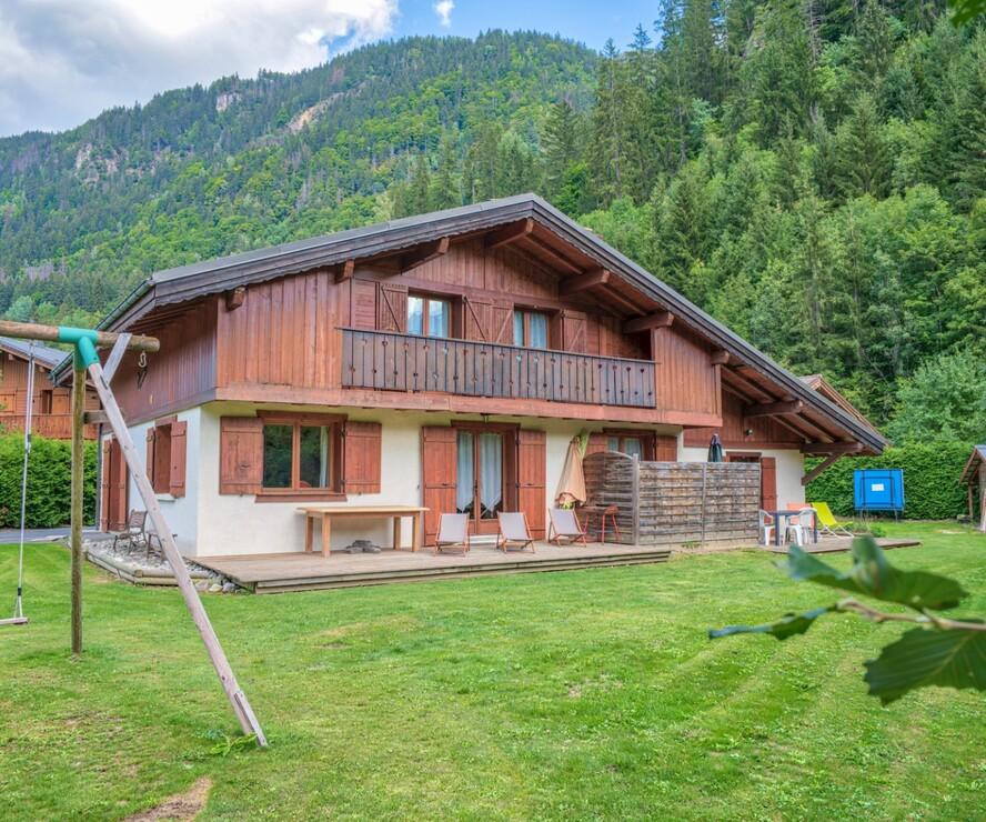 Vente Maison / chalet 175m² Saint-Gervais-les-Bains (74170) - photo