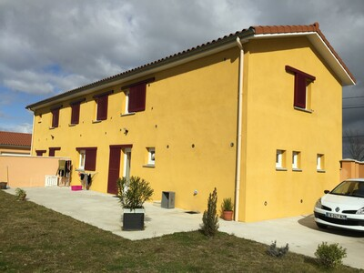 Location Maison 5 pièces 131m² Veauche (42340) - photo