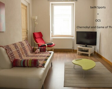 Renting Apartment 2 rooms 49m² Saint-Louis (68300) - photo