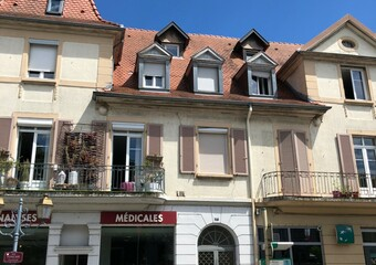 Vente Appartement 4 pièces 73m² Cernay (68700) - photo
