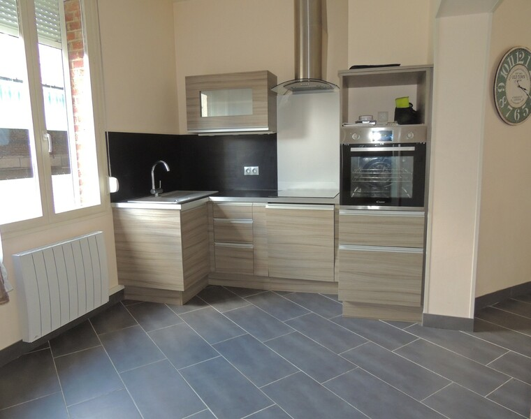 Location Maison 2 pièces 45m² Chauny (02300) - photo