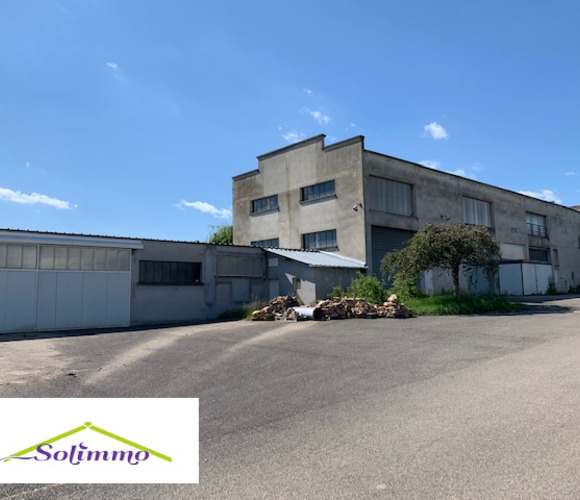 Vente Local industriel 2 025m² Les Abrets en Dauphiné (38490) - photo