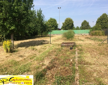 Vente Terrain 720m² Bû (28410) - photo