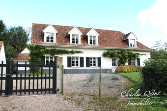 Sale House 9 rooms 380m² Hucqueliers (62650) - photo