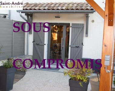 Vente Maison 3 pièces 90m² Sillans (38590) - photo