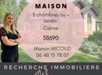 Vente Maison 5 pièces Oyeu (38690) - Photo 1