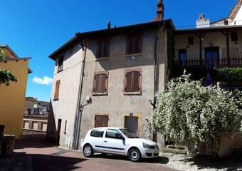 Vente Maison 4 pièces 105m² Thizy (69240) - photo