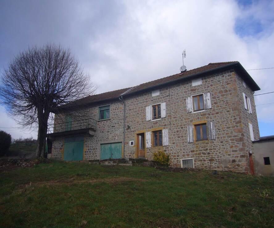 Vente Maison Sevelinges (42460) - photo