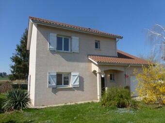 Vente Maison 4 pièces 96m² Beaurepaire (38270) - Photo 1