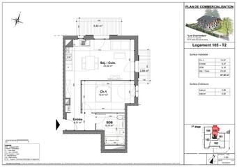 Vente Appartement 2 pièces 48m² Saint-Gervais-les-Bains (74170) - photo 2
