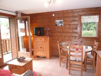 Vente Appartement 2 pièces 33m² SAMOENS - photo