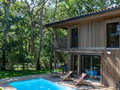Vente Maison 10 pièces 240m² Moliets-et-Maa (40660) - Photo 4