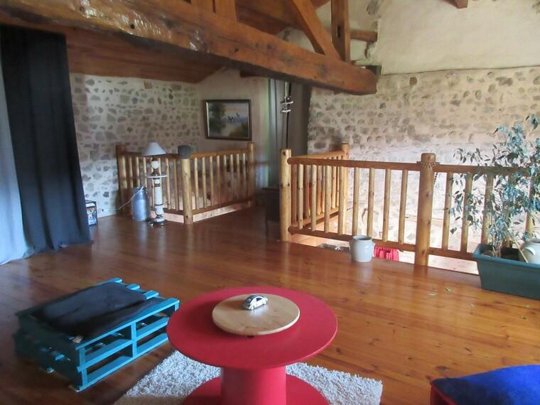 Vente Maison 6 pièces 175m² Cublize (69550) - photo