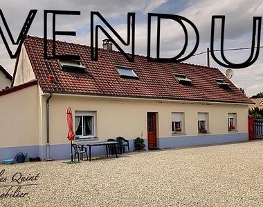 Vente Maison 6 pièces 106m² Beaurainville (62990) - photo