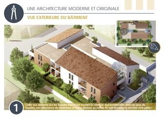 LE PATIO SAINT-SIMON Toulouse (31000)