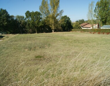 Vente Terrain 2 000m² SECTEUR GIMONT - photo