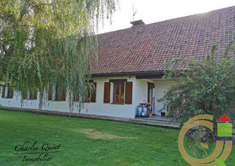 Sale House 8 rooms 158m² Campagne-lès-Hesdin (62870) - photo