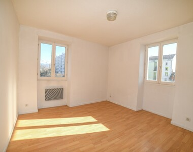 Vente Appartement 2 pièces 27m² Fontaine (38600) - photo