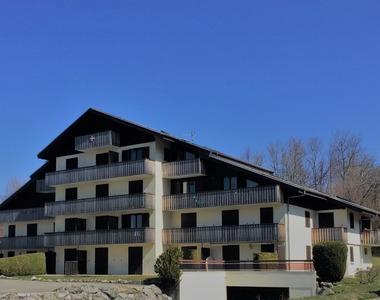 Vente Appartement 2 pièces 26m² Thollon-les-Mémises (74500) - photo