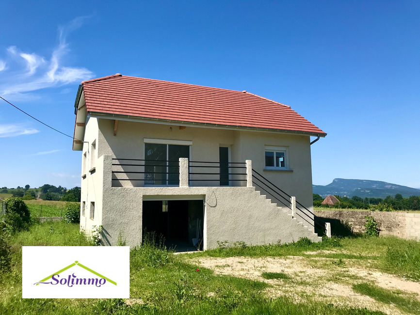 Vente Maison 4 pièces 92m² Chimilin (38490) - photo
