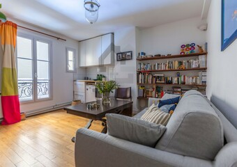 Vente Appartement 2 pièces 32m² Paris 18 (75018) - Photo 1