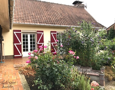 Sale House 6 rooms 166m² Campagne-lès-Hesdin (62870) - photo