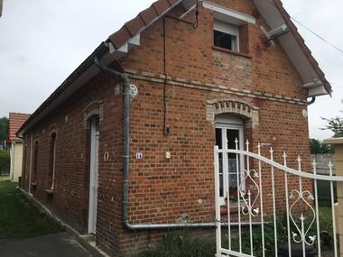 Vente Maison 4 pièces 87m² Ognes (02300) - photo
