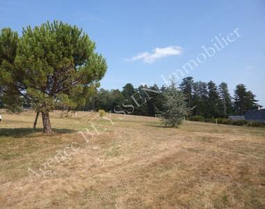 Vente Terrain 3 100m² Cosnac (19360) - photo