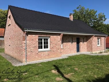 Vente Maison 12 pièces 140m² Beaurainville (62990) - photo