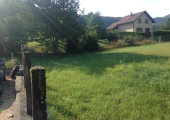 Vente Terrain 1 050m² Saint-Pierre-de-Curtille (73310) - Photo 1