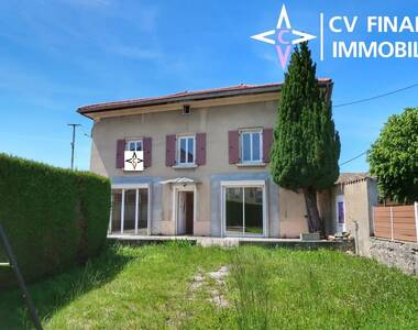 Vente Maison 6 pièces 160m² Châbons (38690) - photo