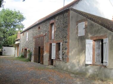 Vente Maison 2 pièces Cuzion (36190) - photo
