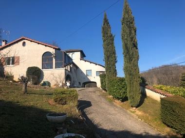 Vente Maison 12 pièces 400m² Lozanne (69380) - photo