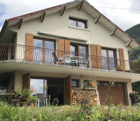 Vente Maison 4 pièces 71m² NANCES VILLAGE FLEURI 4* - photo