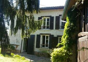 Vente Maison 8 pièces 143m² Saint-André-le-Gaz (38490) - photo