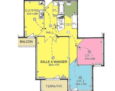 Vente Appartement 3 pièces 70m² Oullins (69600) - photo
