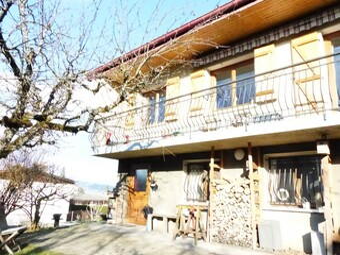 Vente Maison 4 pièces 108m² Cran-Gevrier (74960) - photo