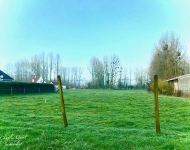 Sale Land 1 250m² Montreuil (62170) - photo