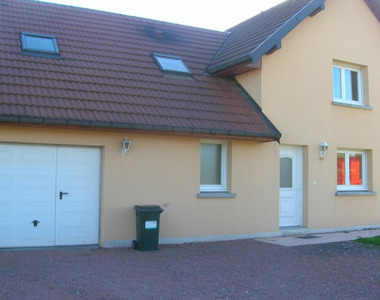 Renting House 4 rooms 115m² Roye (70200) - photo