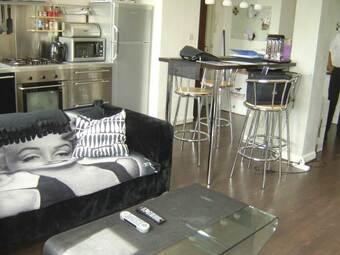Location Appartement 2 pièces 52m² Lyon 08 (69008) - photo