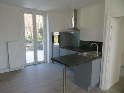 Location Appartement 3 pièces 55m² Billom (63160) - photo